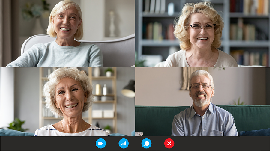 4 Ways To Digitally Market To Seniors During COVID-19