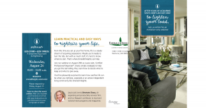 Integrated Campaign Example - Direct Mail